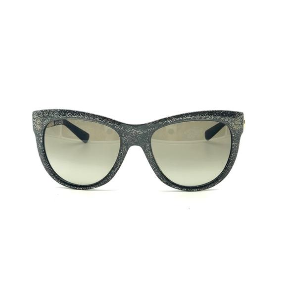 0fdbdb0c027 Authentic Gucci Glitter Sunglasses
